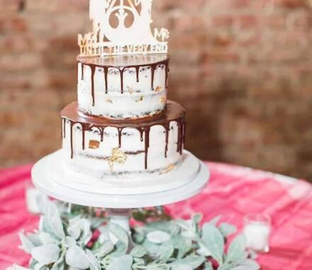 Crumbs and Confections Kansas City Wedding Cake Dessert chocolate