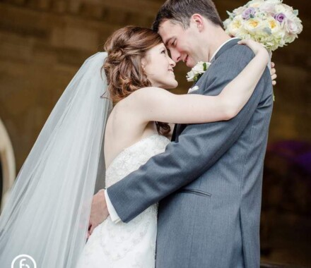 Events by Elle Wedding Planner Kansas City ceiling