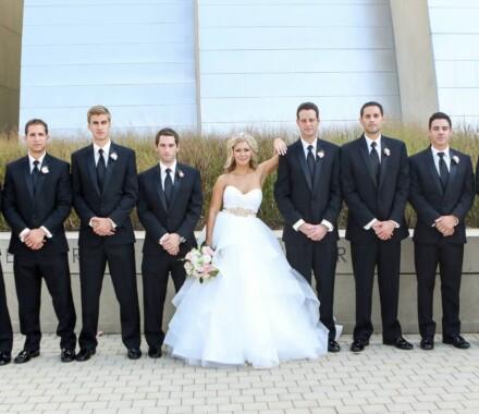 Events by Elle Wedding Planner Kansas City groomsmen