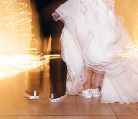 Events by Elle Wedding Planner Kansas City shoes