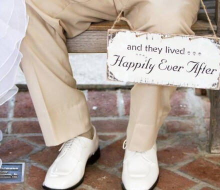 Events by Elle Wedding Planner Kansas City sign