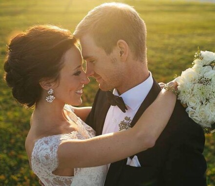 Events by Elle Wedding Planner Kansas City sunset