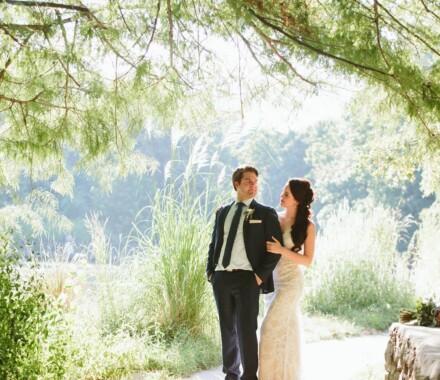 Events by Elle Wedding Planner Kansas City tree