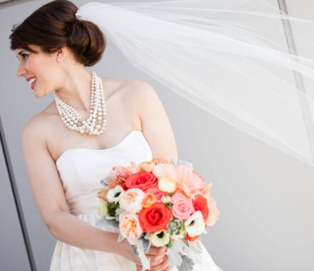 Events by Elle Wedding Planner Kansas City veil