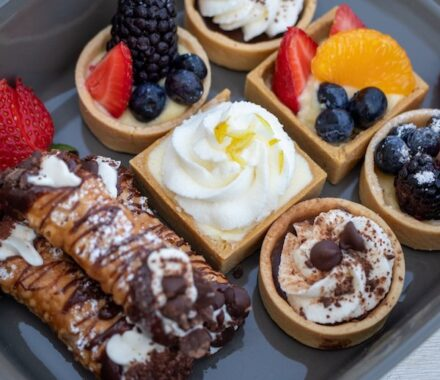 Fiorellas Kansas City Wedding Catering dessert