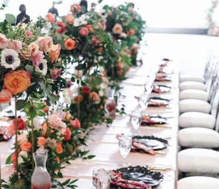 Fiorellas Kansas City Wedding Venue flowers