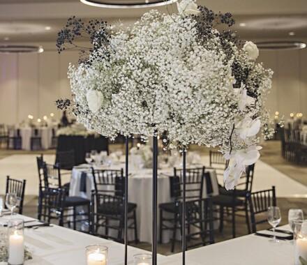 Fiorellas Kansas City Wedding Venue lace