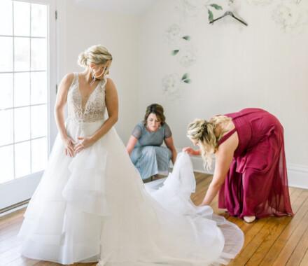 Vendor Gallery // Greenbaum Wedding at Hawthorne House 09.12.2020