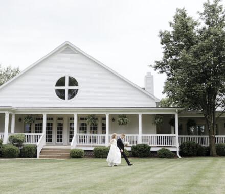 Hawthorne House Wedding Venue Kansas City lawn 2