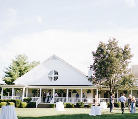 Hawthorne House Wedding Venue Kansas City sky