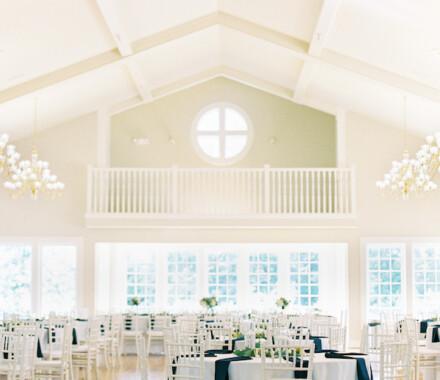Hawthorne House Wedding Venue Kansas City white