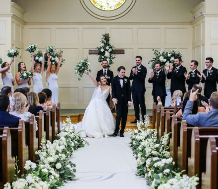 Hawthorne House Wedding Venue Kansas City yay