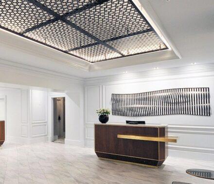 Intercontinental Hotel Kansas City Wedding Venue Plaza Accommodations desk