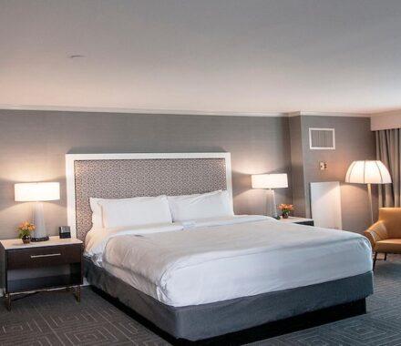 Intercontinental Hotel Kansas City Wedding Venue Plaza Accommodations shared