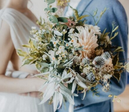 Intercontinental Hotel Kansas City Wedding Venue Plaza flowers
