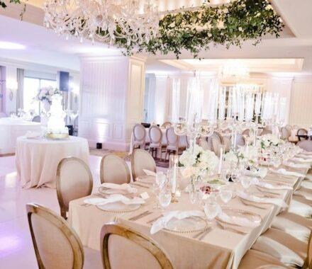 Intercontinental Hotel Kansas City Wedding Venue Plaza room