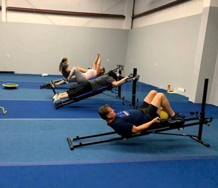 KC Athletic Cut Kansas City Wedding Fitness Trainer gym