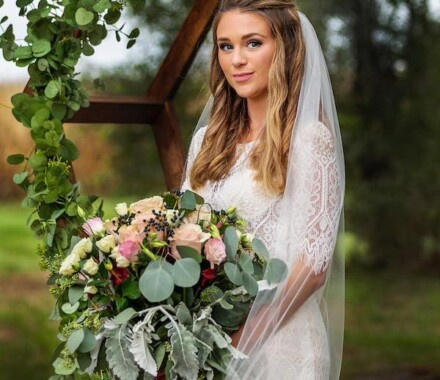 Netanya's Pix Photography Kansas City Wedding bride