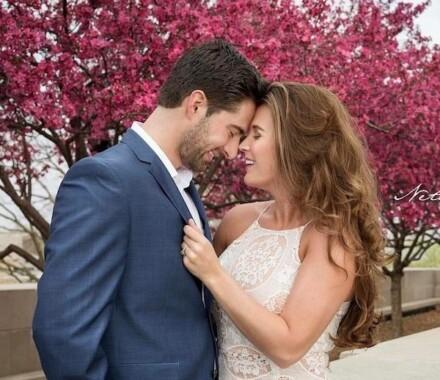 Netanya's Pix Photography Kansas City Wedding budding