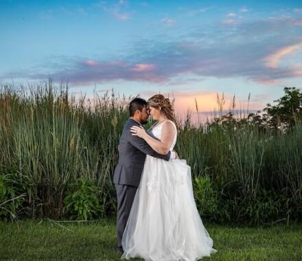 Netanya's Pix Photography Kansas City Wedding cattails