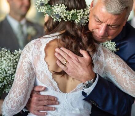 Netanya's Pix Photography Kansas City Wedding dad