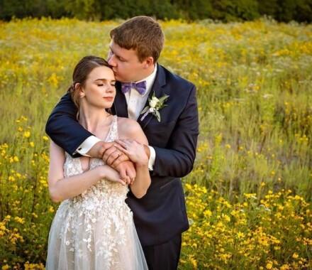 Netanya's Pix Photography Kansas City Wedding feild