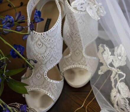 Netanya's Pix Photography Kansas City Wedding heels