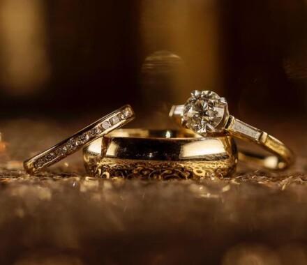 Netanya's Pix Photography Kansas City Wedding rings