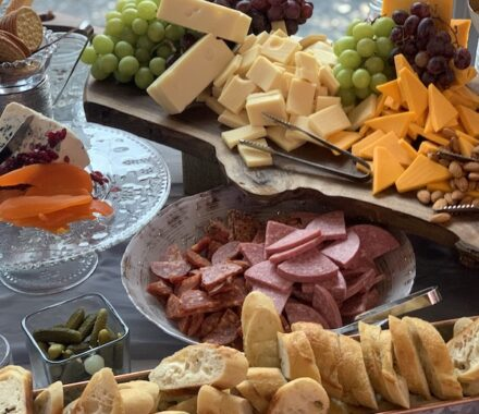 Olive Events Catering Wedding Kansas City Charcuterie