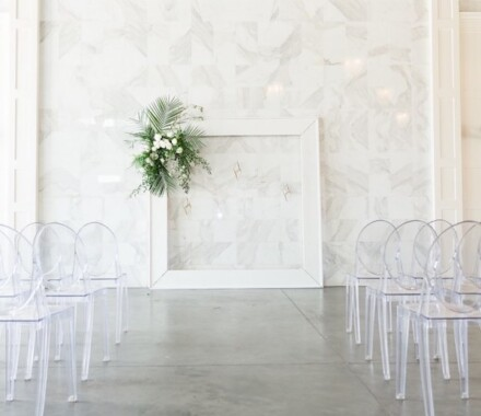 Supply Event Rentals and Design Kansas City Wedding clear