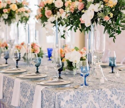 Supply Event Rentals and Design Kansas City Wedding glass