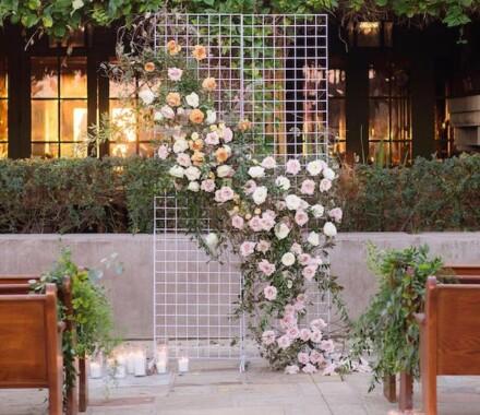 Supply Event Rentals and Design Kansas City Wedding grid