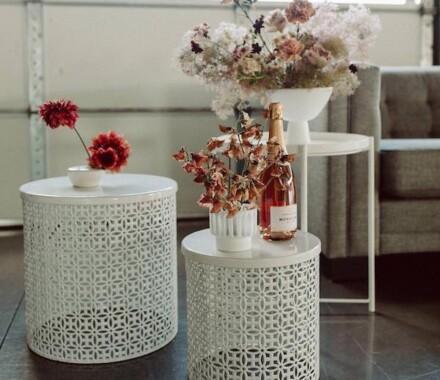 Supply Event Rentals and Design Kansas City Wedding lounge