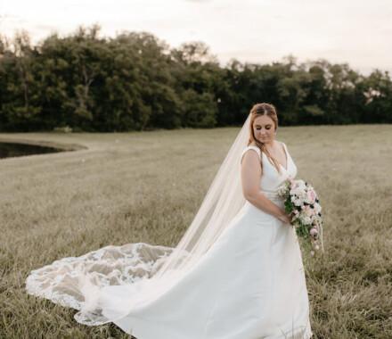 Tannah Terry Photography Kansas City Wedding bride