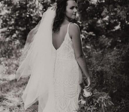 Tannah Terry Photography Kansas City Wedding dramatic