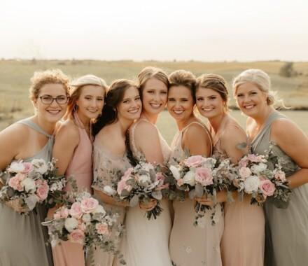 Tannah Terry Photography Kansas City Wedding girls