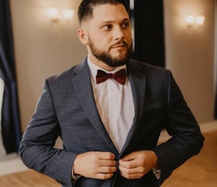 Tannah Terry Photography Kansas City Wedding groom