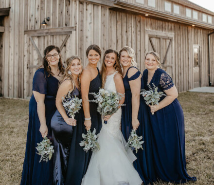 Tannah Terry Photography Kansas City Wedding ladies