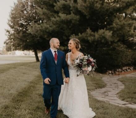Tannah Terry Photography Kansas City Wedding look