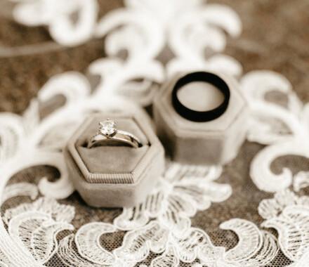 Tannah Terry Photography Kansas City Wedding rings