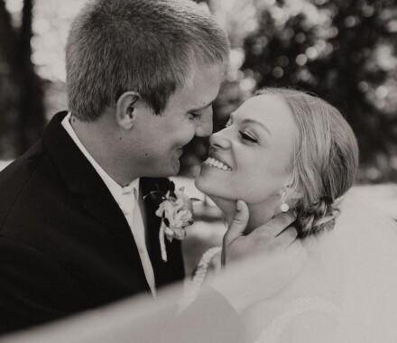 Tannah Terry Photography Kansas City Wedding smile