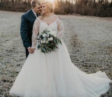 Tannah Terry Photography Kansas City Wedding sun