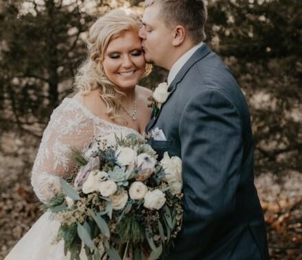 Tannah Terry Photography Kansas City Wedding temple