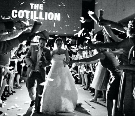The Cotillion Wedding Venue Kansas City Blue Springs exit