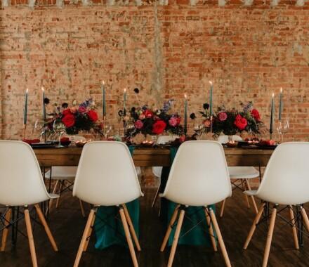 The Otten on Main Wedding Venue Kansas City family