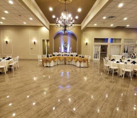 The Rhapsody Kansas City Wedding Venue center