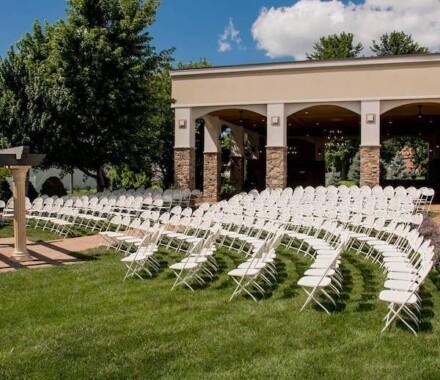 The Rhapsody Kansas City Wedding Venue ceremony