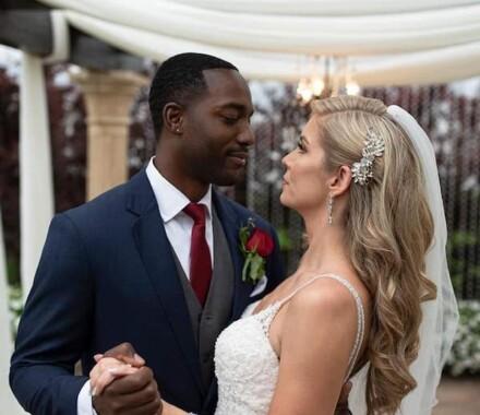 The Rhapsody Kansas City Wedding Venue couple