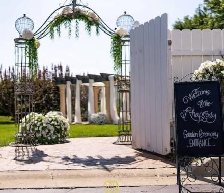 The Rhapsody Kansas City Wedding Venue garden