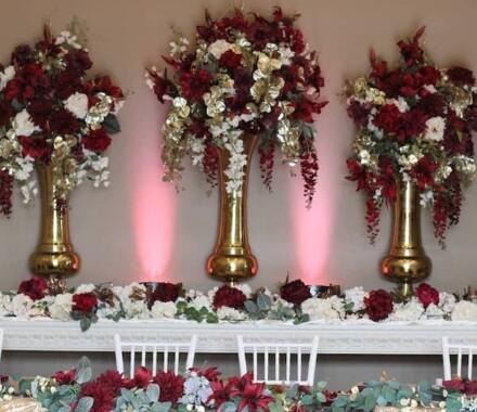 The Rhapsody Kansas City Wedding Venue ledge